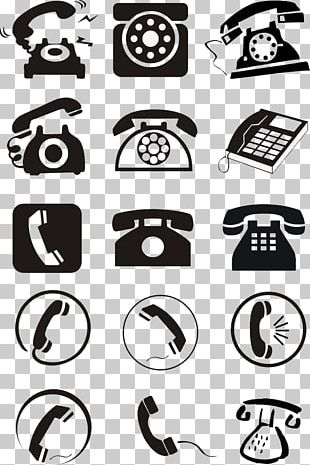 Telephone Icon Design Icon PNG