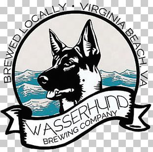 Wasserhund Brewing Company Beer Brewing Grains & Malts India Pale Ale Brewery PNG