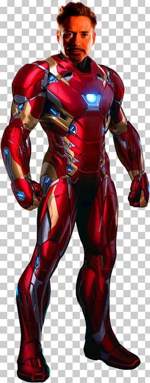 Robert Downey Jr. Iron Man's Armor Avengers: Infinity War Spider-Man PNG