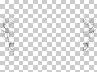 White Line Angle PNG