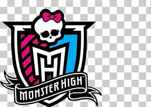 Monster High: Ghoul Spirit Frankie Stein Logo PNG