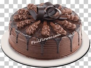 Red Ribbon Layer Cake Birthday Cake Black Forest Gateau Chocolate Cake PNG