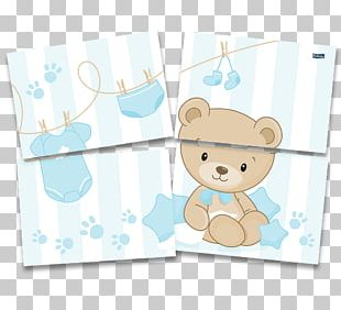 Baby Shower Party Blue Paper Infant PNG