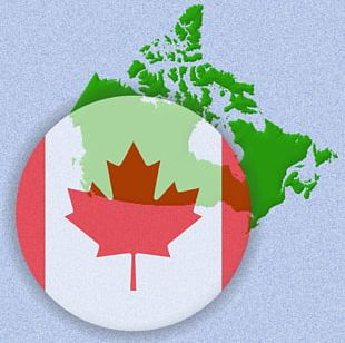 Flag Of Canada United States National Flag PNG