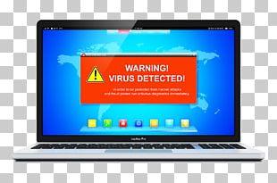 Laptop Computer Virus Computer Monitors Desktop Computers PNG