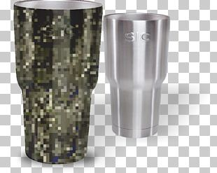 Highball Glass Perforated Metal Plastic PNG