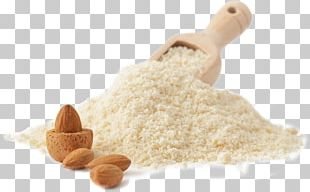 Almond Meal Almond Milk Flour Muffin PNG