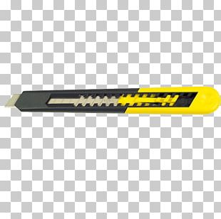 Utility Knife Stanley Hand Tools Blade PNG