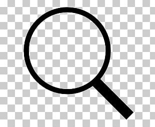 Neat Simple Search Icon PNG