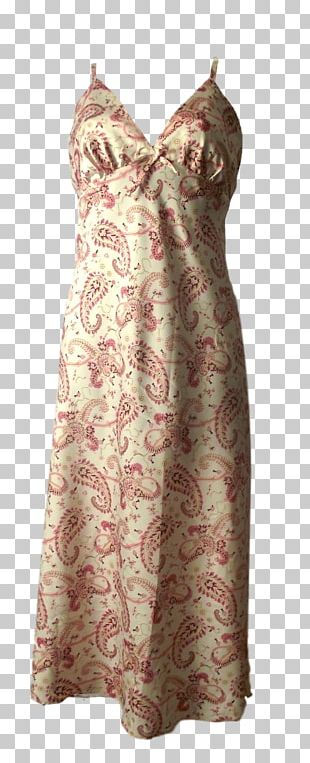 Cocktail Dress Costume Design Paisley PNG
