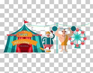 Circus Adobe Illustrator PNG