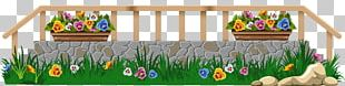 Borders And Frames Picket Fence Lawn PNG