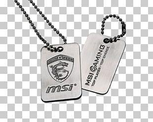 Dog Tag Military Charms & Pendants MSI Army PNG