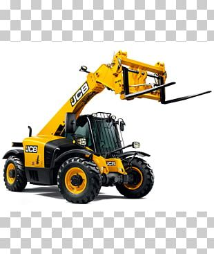 Telescopic Handler JCB Agriculture Architectural Engineering Loader PNG