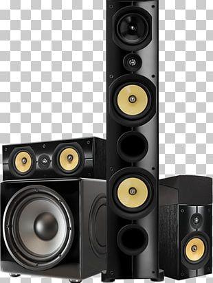 Computer Speakers Loudspeaker Subwoofer PSB Imagine X2T Sound PNG