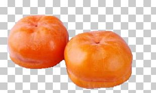 Tomato Clementine Mandarin Orange Fruit Japanese Persimmon PNG