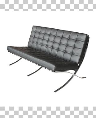 Barcelona Chair Brno Chair Furniture Couch PNG