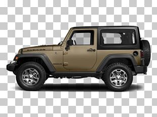 2018 Jeep Wrangler JK Unlimited Rubicon Dodge Chrysler 2018 Jeep Wrangler JK Rubicon PNG