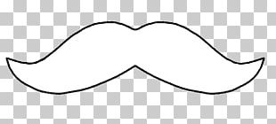 White Line Angle Hair M PNG