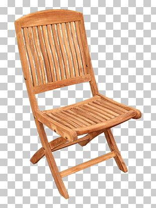 Folding Chair Table Furniture Garden PNG