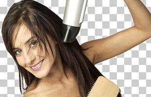 Hair Dryer Hairstyle Drying Shampoo PNG