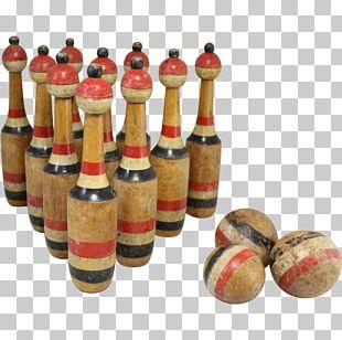 Bowling Pin Skittles Bottle PNG