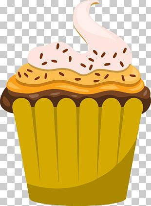 Cupcake Frosting & Icing Donuts Muffin Chocolate Cake PNG