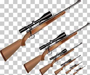 Rifle Hunting Firearm Shotgun PNG