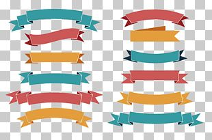 Web Banner Euclidean Ribbon Icon PNG