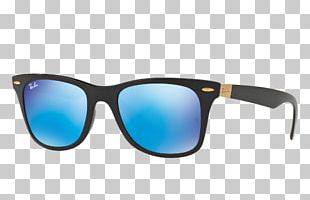 Ray-Ban Wayfarer Aviator Sunglasses Clothing Accessories PNG