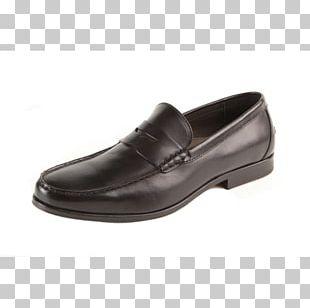 Slip-on Shoe Leather Dress Shoe Dr. Martens PNG