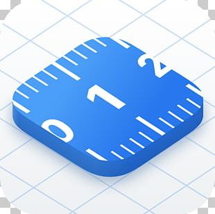 IPhone 8 Ruler App Store Apple IPod Touch PNG