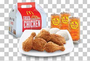 KFC Breakfast Cheeseburger McDonald's Fast Food PNG