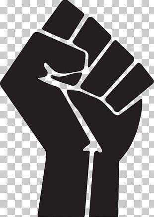Raised Fist Symbol PNG