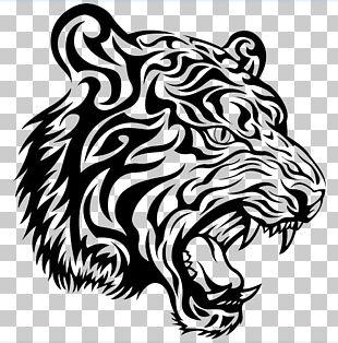 Tiger Tattoo PNG