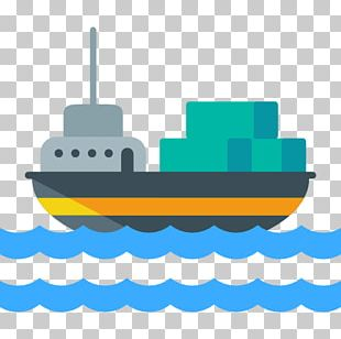 Cargo Ship Freight Transport Computer Icons PNG