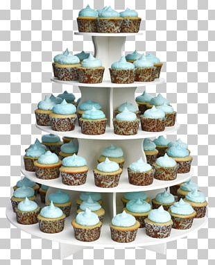 Cupcake Petit Four Wedding Cake Frosting & Icing Macaron PNG