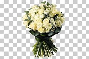 Flower Bouquet Rose Tulip Floristry PNG