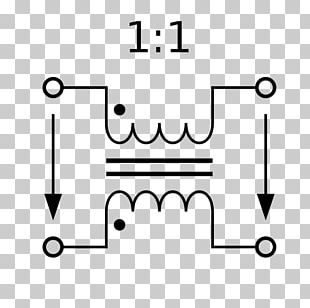 Inductor Symbol Inductance Circuit Diagram Electrical Network PNG
