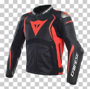 Leather Jacket Dainese Motorcycle PNG