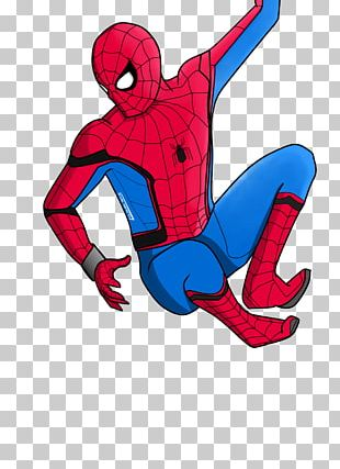 Spider-Man Wall Decal Sticker PNG