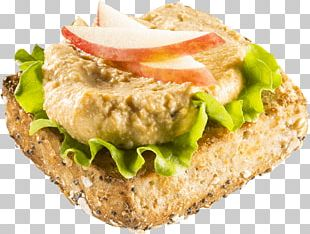 Breakfast Sandwich Vegetarian Cuisine Veggie Burger Fast Food Hamburger PNG