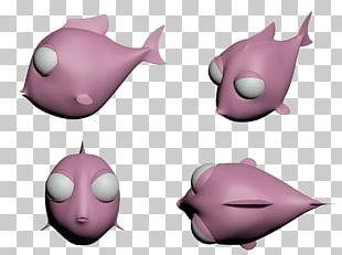 Mammal Product Design Nose Cartoon Pink M PNG