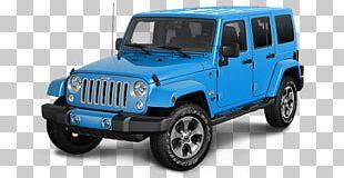 2018 Jeep Wrangler JK Unlimited Sahara Chrysler Dodge Sport Utility Vehicle PNG