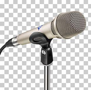 Microphone Neumann KMS 104 Georg Neumann Neumann U 87 Ai Cardioid PNG