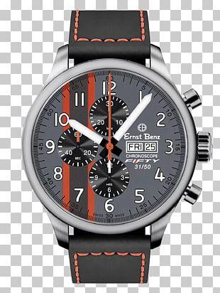 Watch Panerai Brand Strap Chronograph PNG