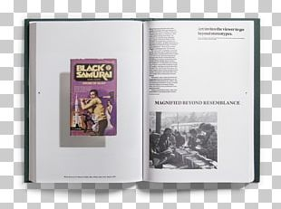 Book Brand Samurai Black PNG