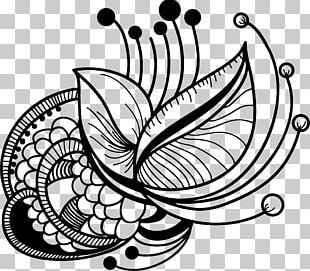 Drawing Flower Visual Arts PNG