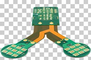 Printed Circuit Board Technology Flexible Electronics Electronic Circuit PNG