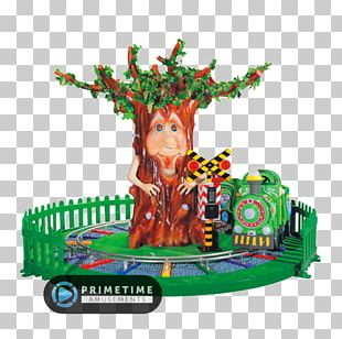 Enchanted Forest Amusement Park Kiddie Ride Arcade Game PNG